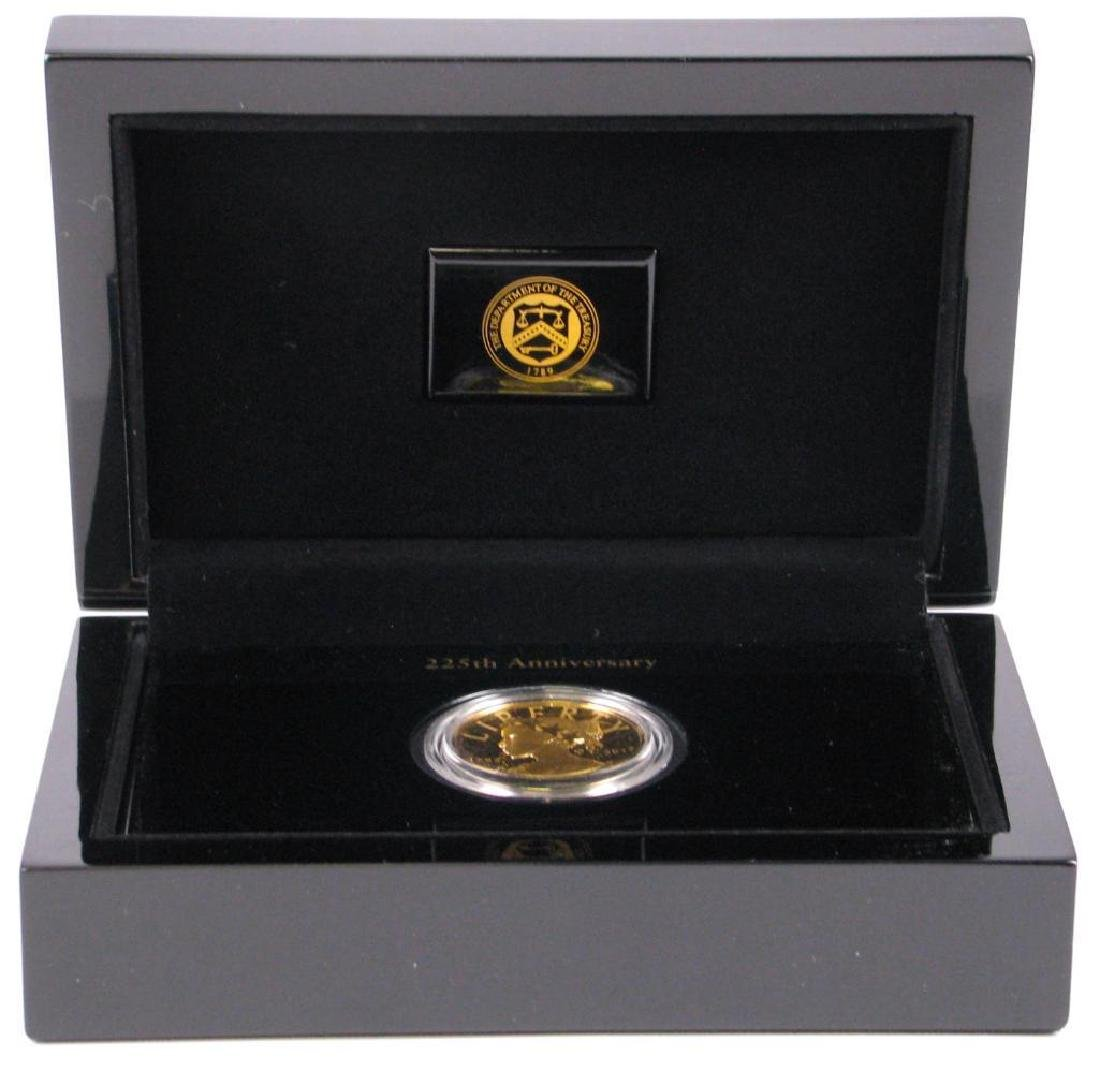 "2017-W $100 ""American Liberty"" Gold Proof Coin - 2"