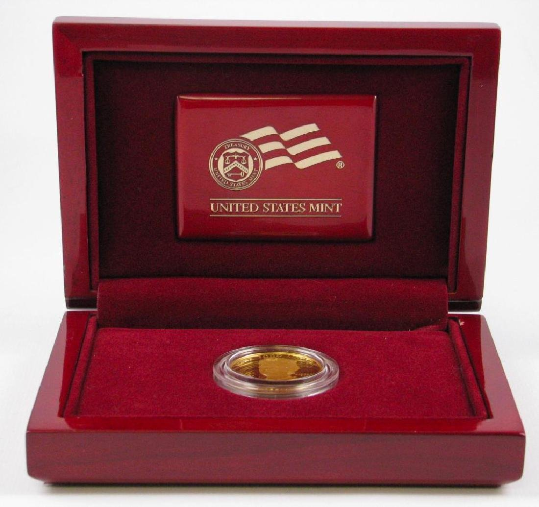 2010-W $10 Gold Proof Commemorative Coin - 2