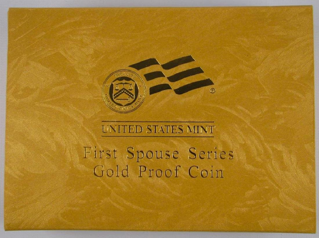2010-W $10 Gold Proof Commemorative Coin - 3