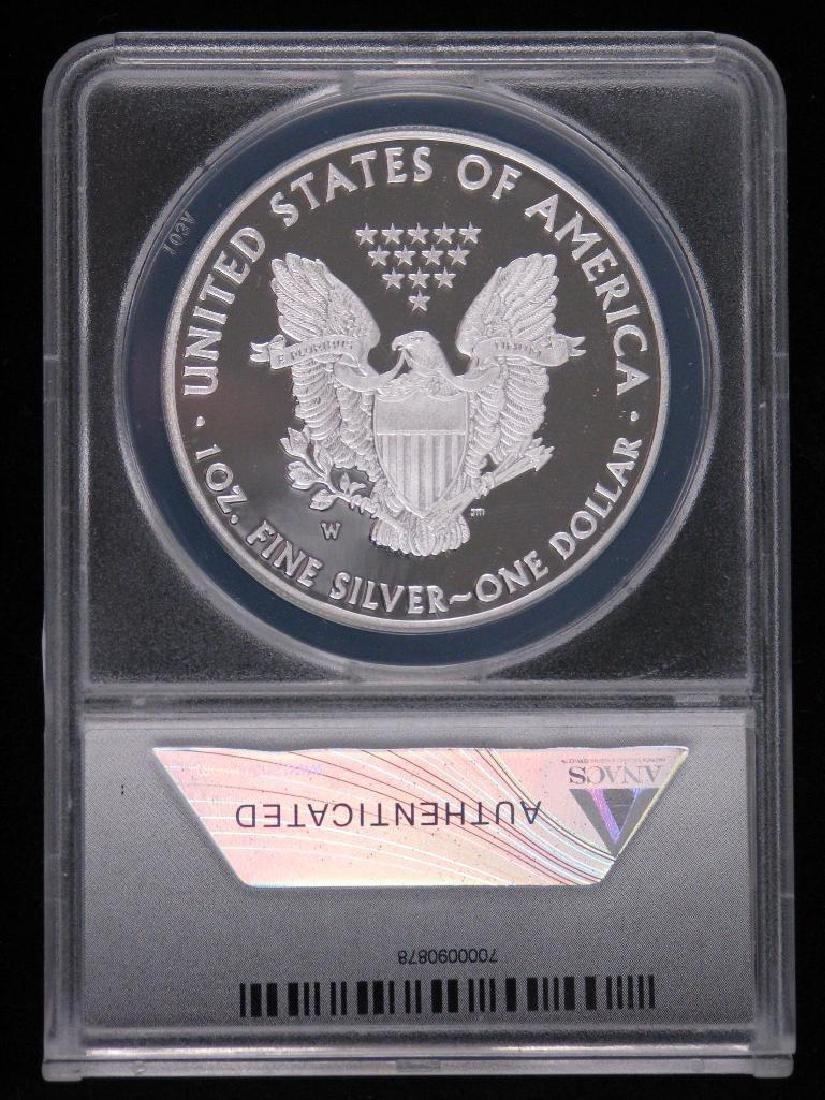 2010-W American Silver Eagle - 2