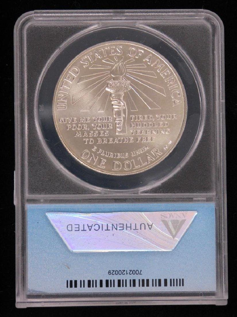 1986-P Statue of Liberty Centennial Commemorative CoinÊ - 2