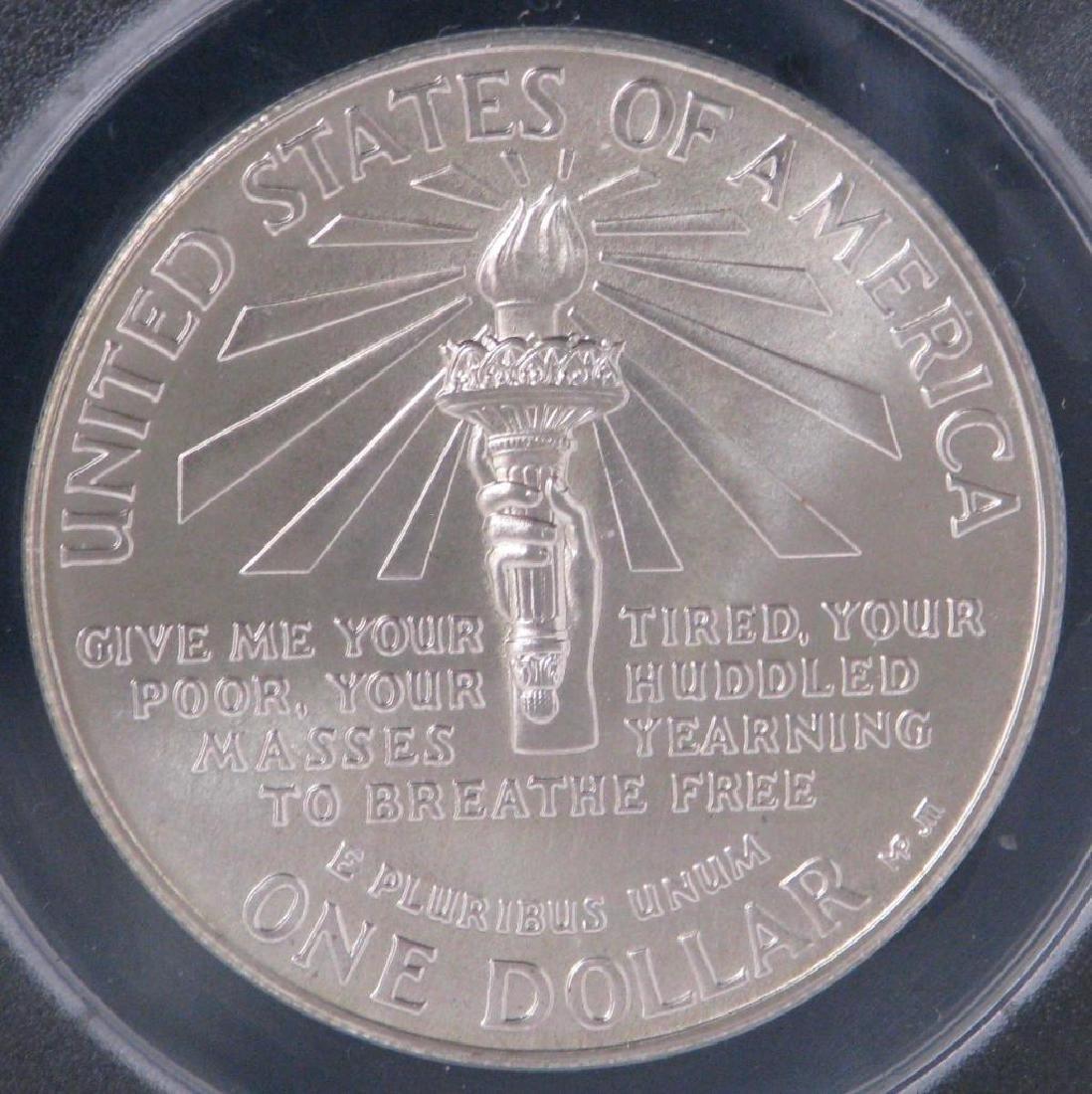1986-P Statue of Liberty Centennial Commemorative CoinÊ - 4
