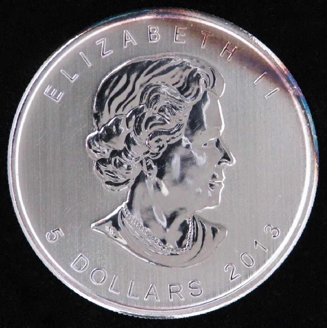 Lot of 2 : Commemorative Silver Dollar Planchet - Type - 2