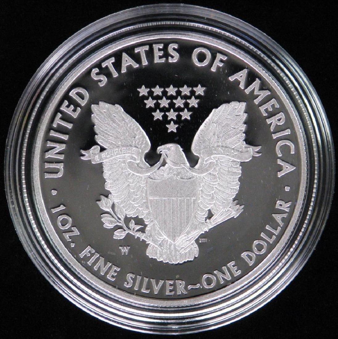 2014-W American Silver Eagle - Proof - 2
