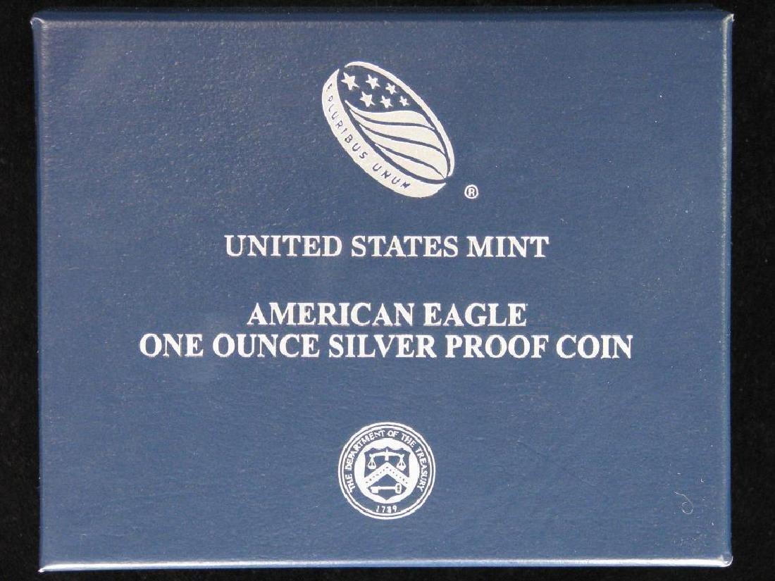 2014-W American Silver Eagle - Proof - 3