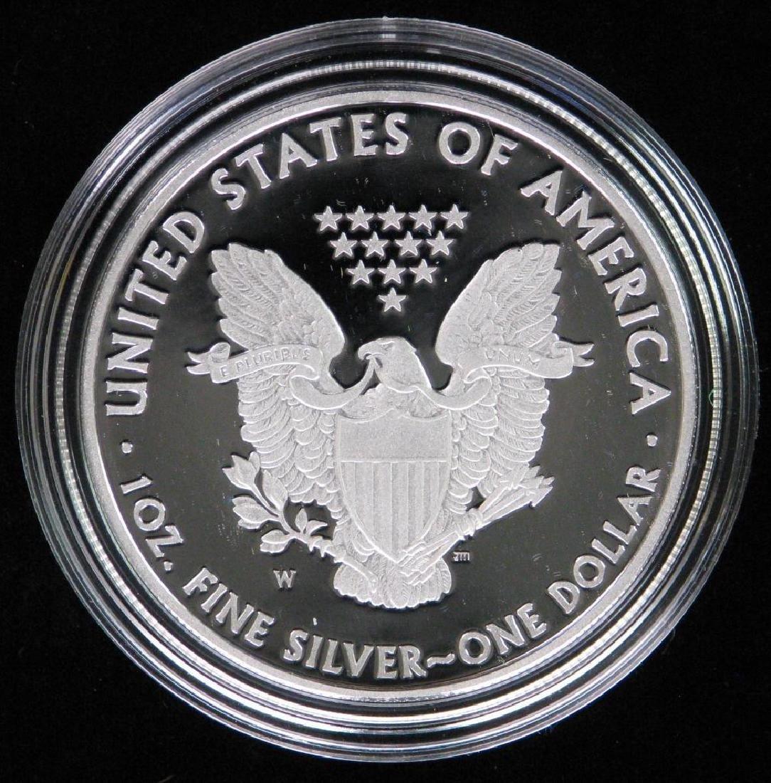 2010-W American Silver Eagle - Proof - 2