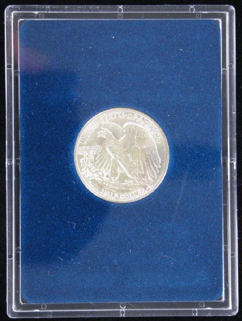1942-P Walking Liberty Half Dollar - Uncirculated - 4