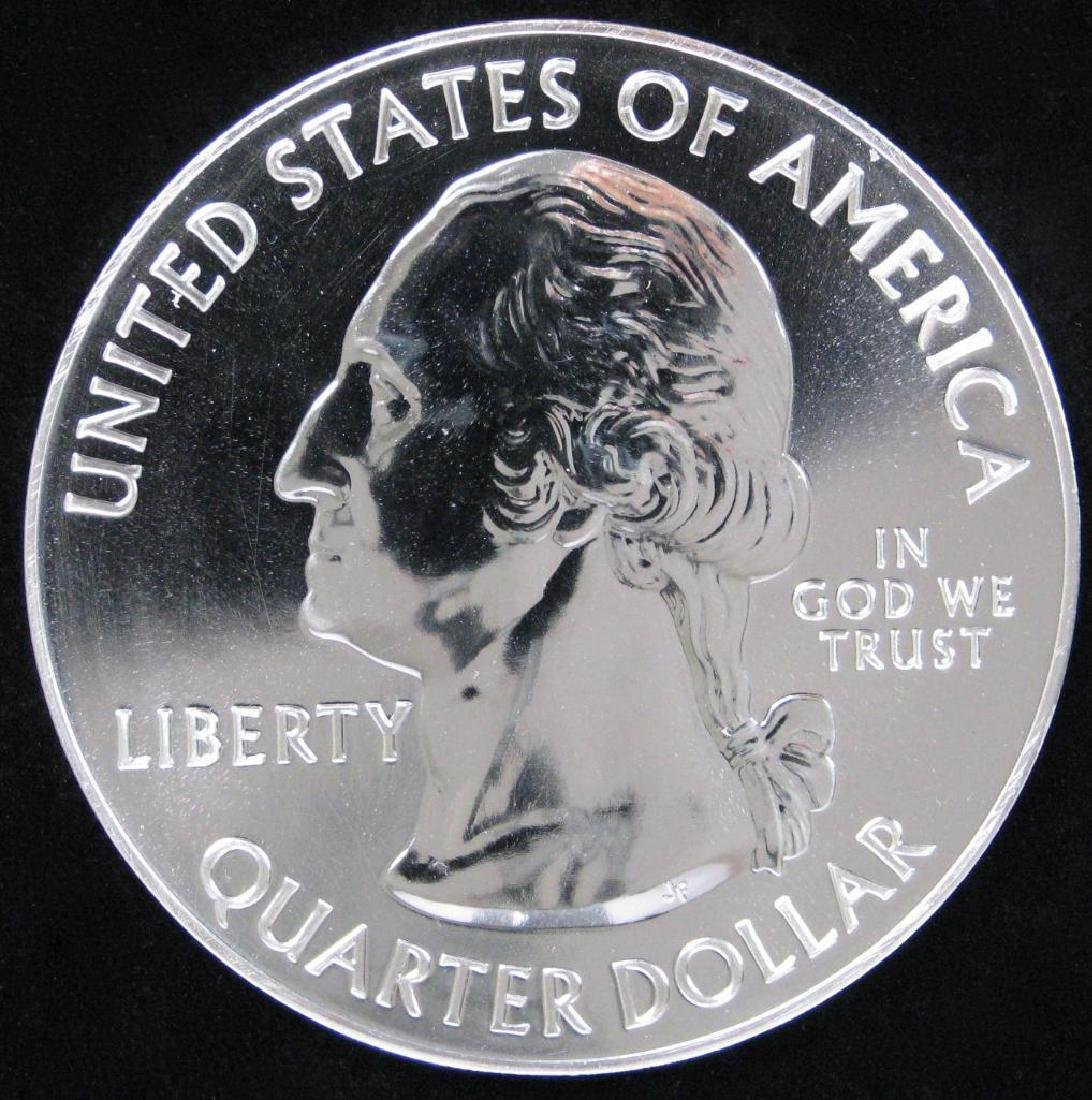 "2014 ""America the Beautiful"" Commemorative : 5 oz. - 2"