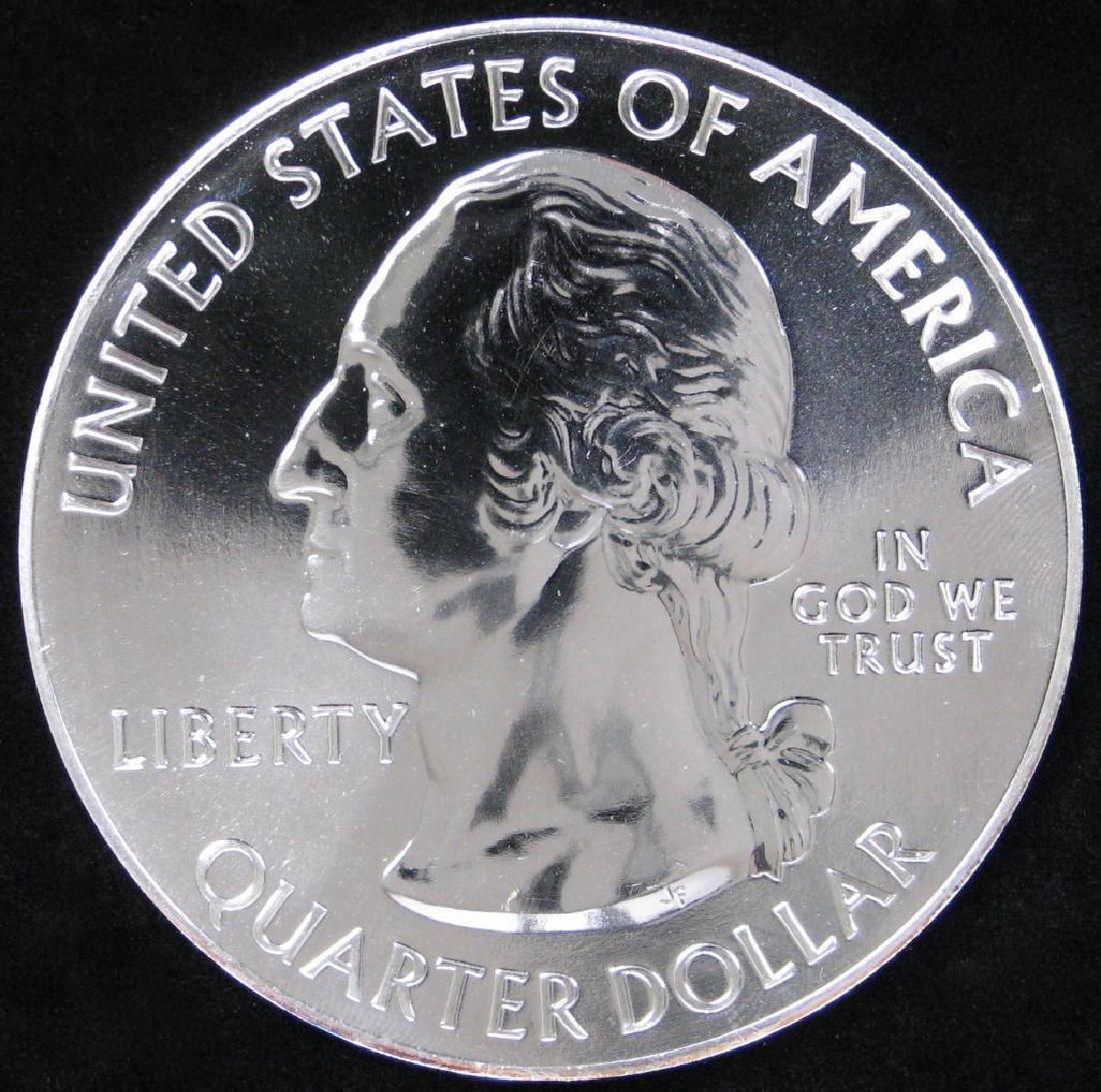 "2015 ""America the Beautiful"" Commemorative : 5 oz. - 2"