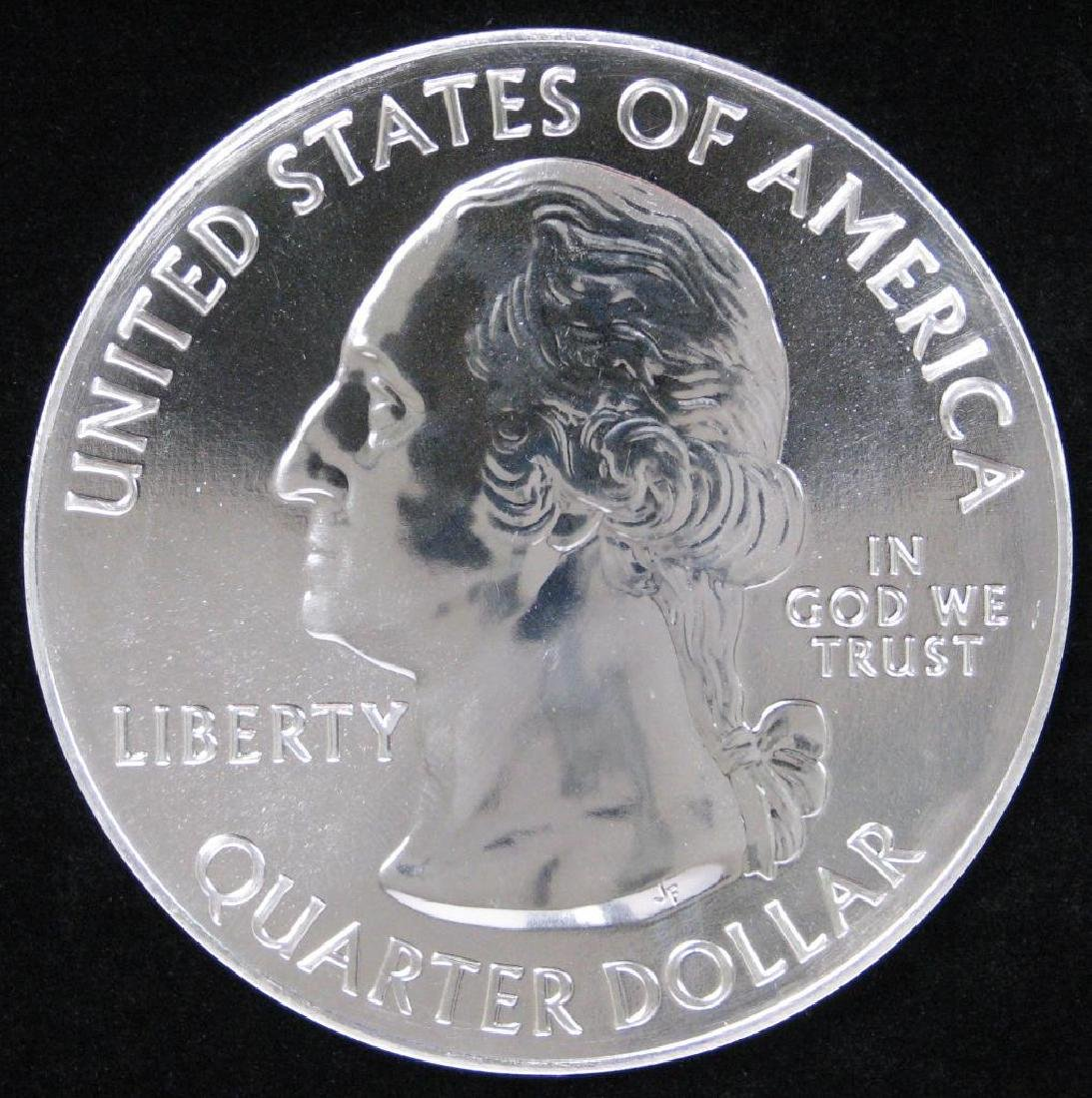 "2015 ""America the Beautiful"" Commemorative : 5 oz. - 2"