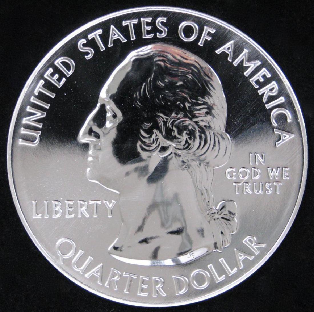 "2013 ""America the Beautiful"" Commemorative : 5 oz. - 2"