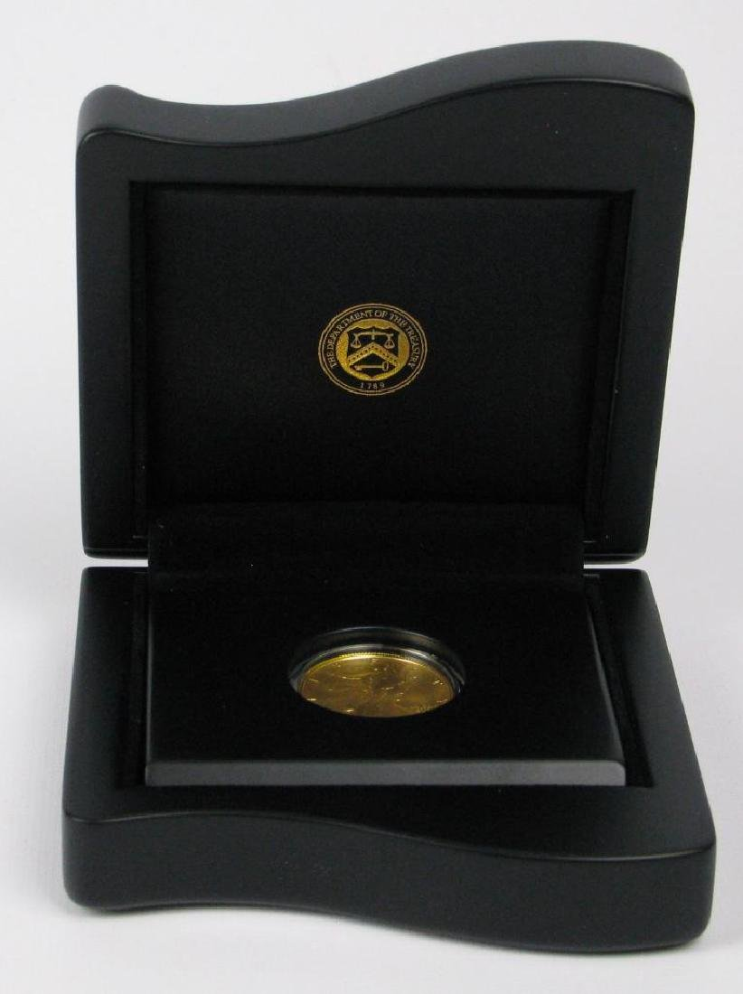 2016-W Walking Liberty Half Dollar Centennial Gold Coin - 3