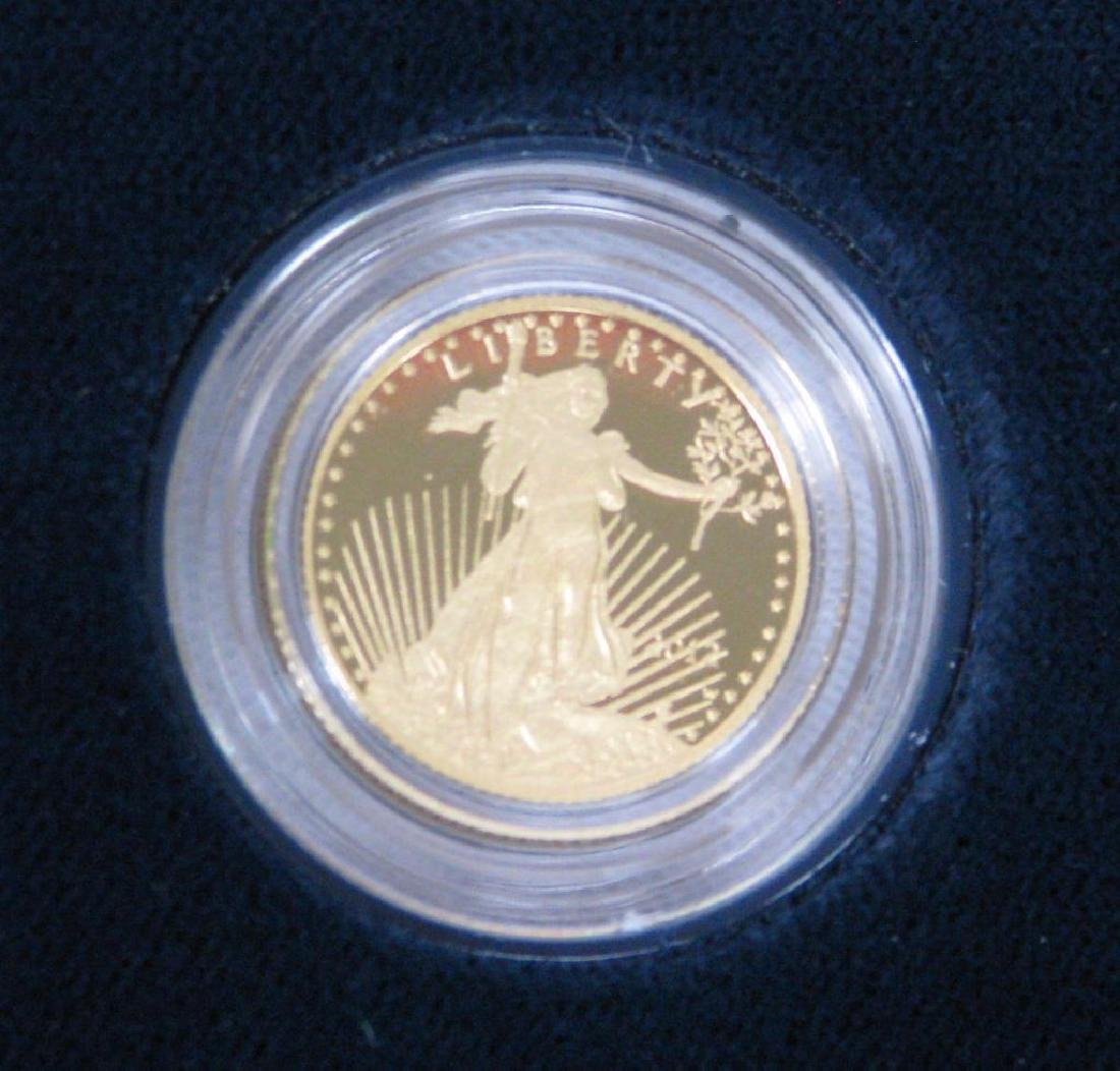 2012 American Eagle Gold Proof Coin