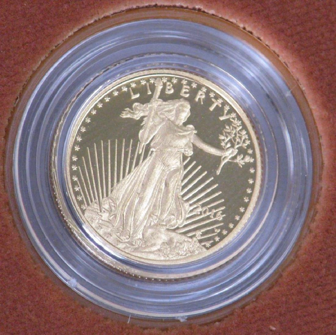 2016 American Eagle Gold Proof Coin