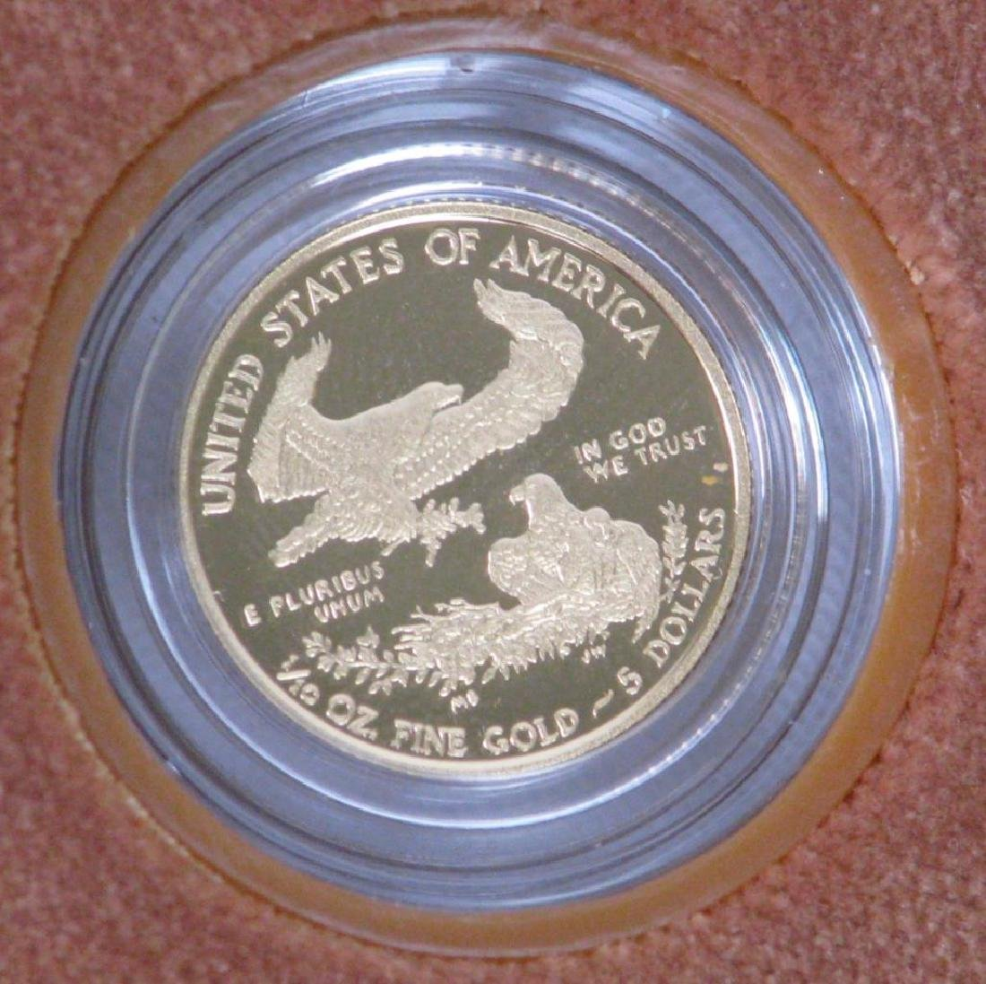 2016 American Eagle Gold Proof Coin - 2