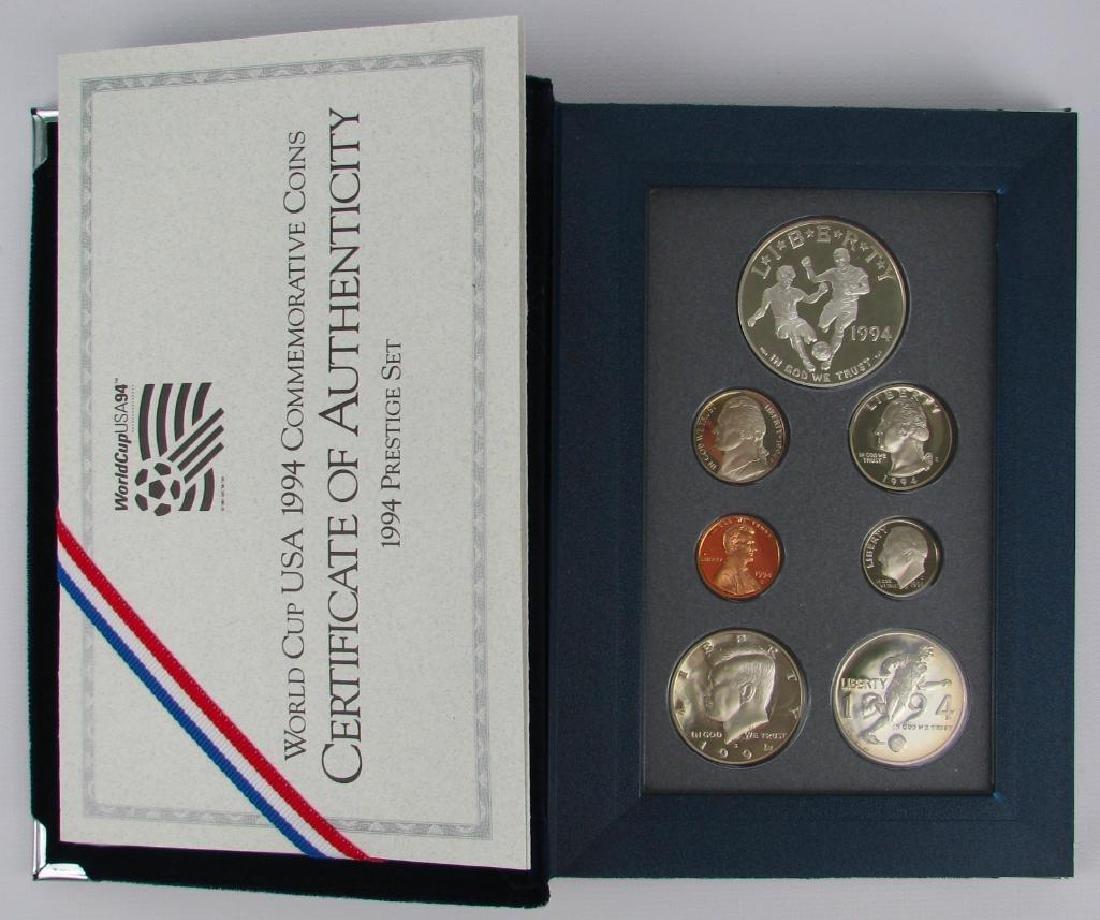U.S. Mint Prestige Proof Set : 1994-S