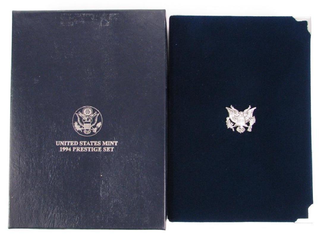 U.S. Mint Prestige Proof Set : 1994-S - 2