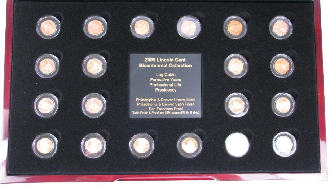"""2009 Lincoln Cent """"Bicentennial Collection"""""""