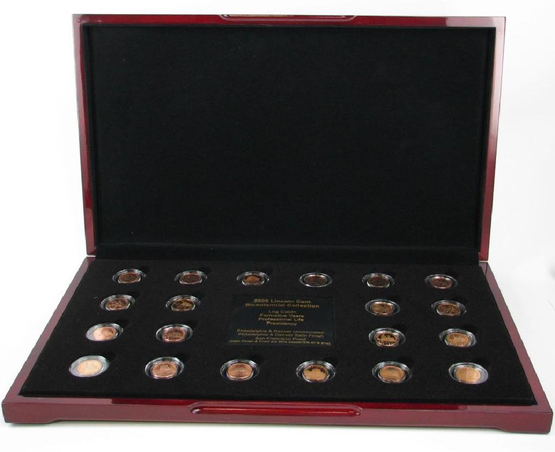 """2009 Lincoln Cent """"Bicentennial Collection"""" - 2"""
