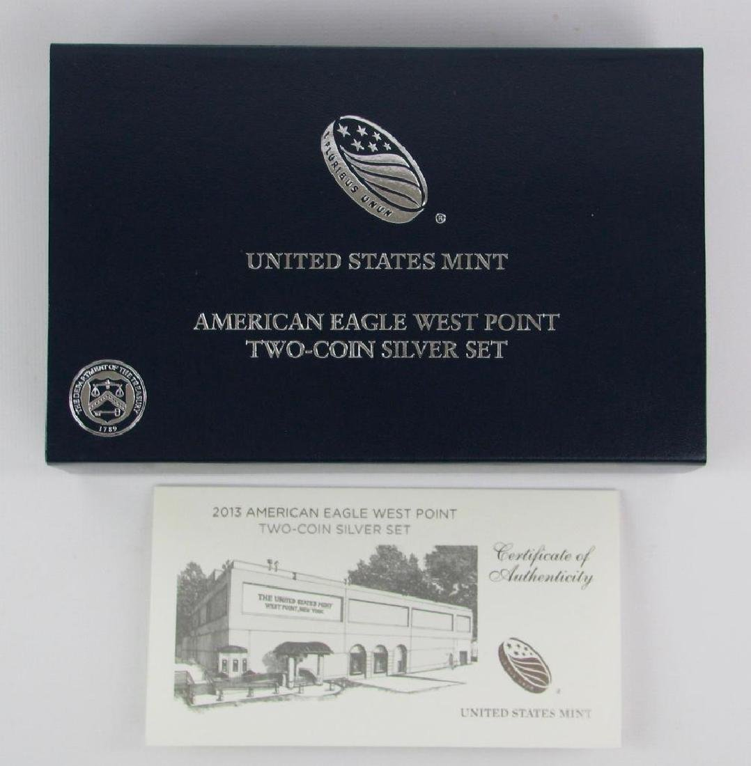 2013-W American Eagle Two-Coin Set - 3