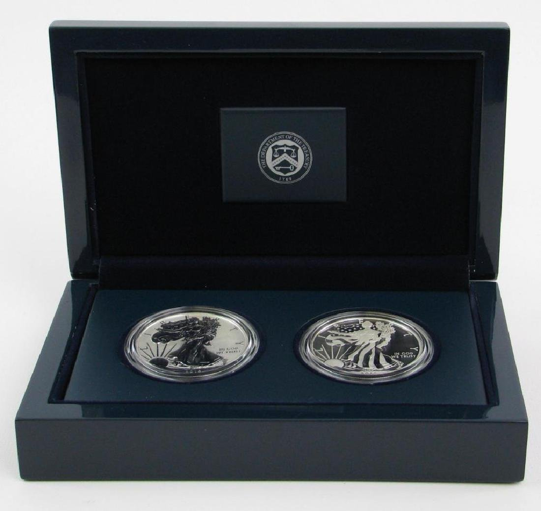 2013-W American Eagle Two-Coin Set