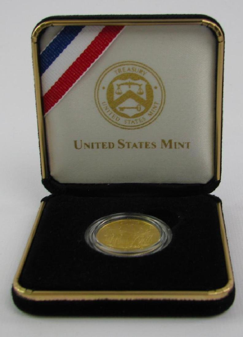 2011-P U.S. Army Commemorative Uncirculated $5 Gold