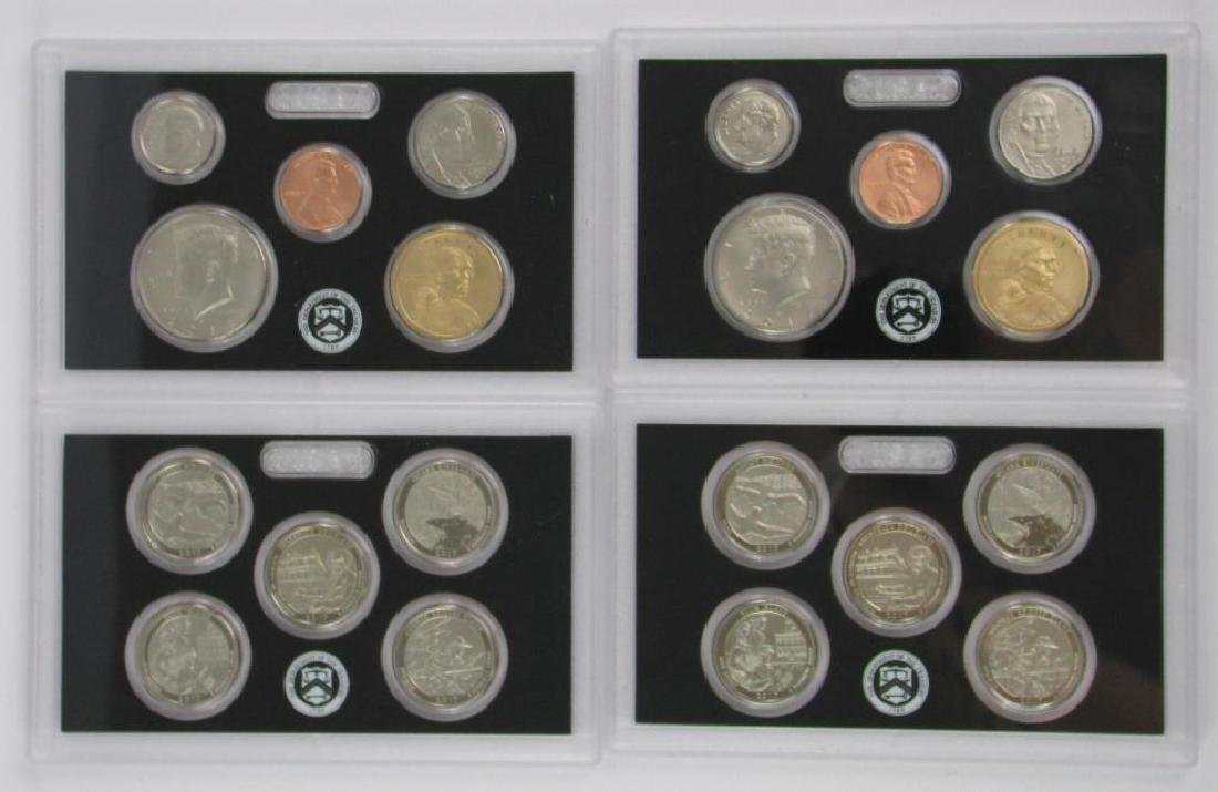 Lot of 2 : 225th Anniversary Enhanced Uncirculated Coin