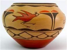 Southwest Native American Pottery : Signed Reyes Pino