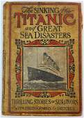 The Sinking of the Titanic and Great Sea Disasters by