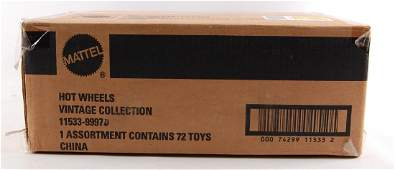 Full Case of 72 Assorted Hot Wheels Vintage D Series