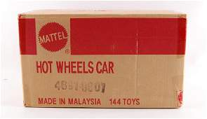 Full Case of 144 Hot Wheels Tri Car Cereal Cars in the
