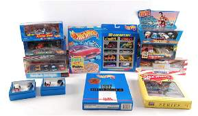 Group of 12 Hot Wheels Collector and Gift Sets and