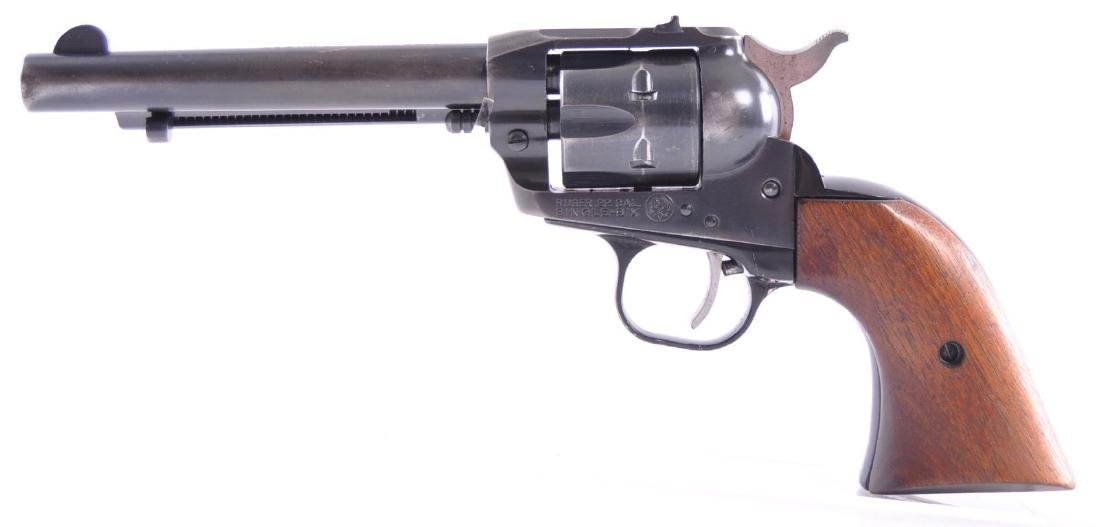 Ruger Single Six .22 Cal. Revolver