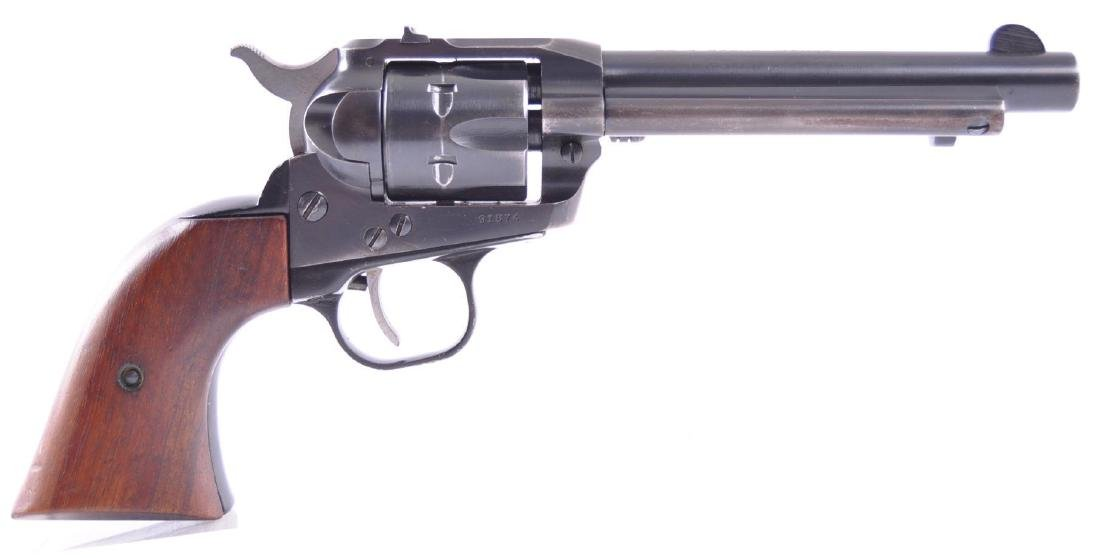 Ruger Single Six .22 Cal. Revolver - 2