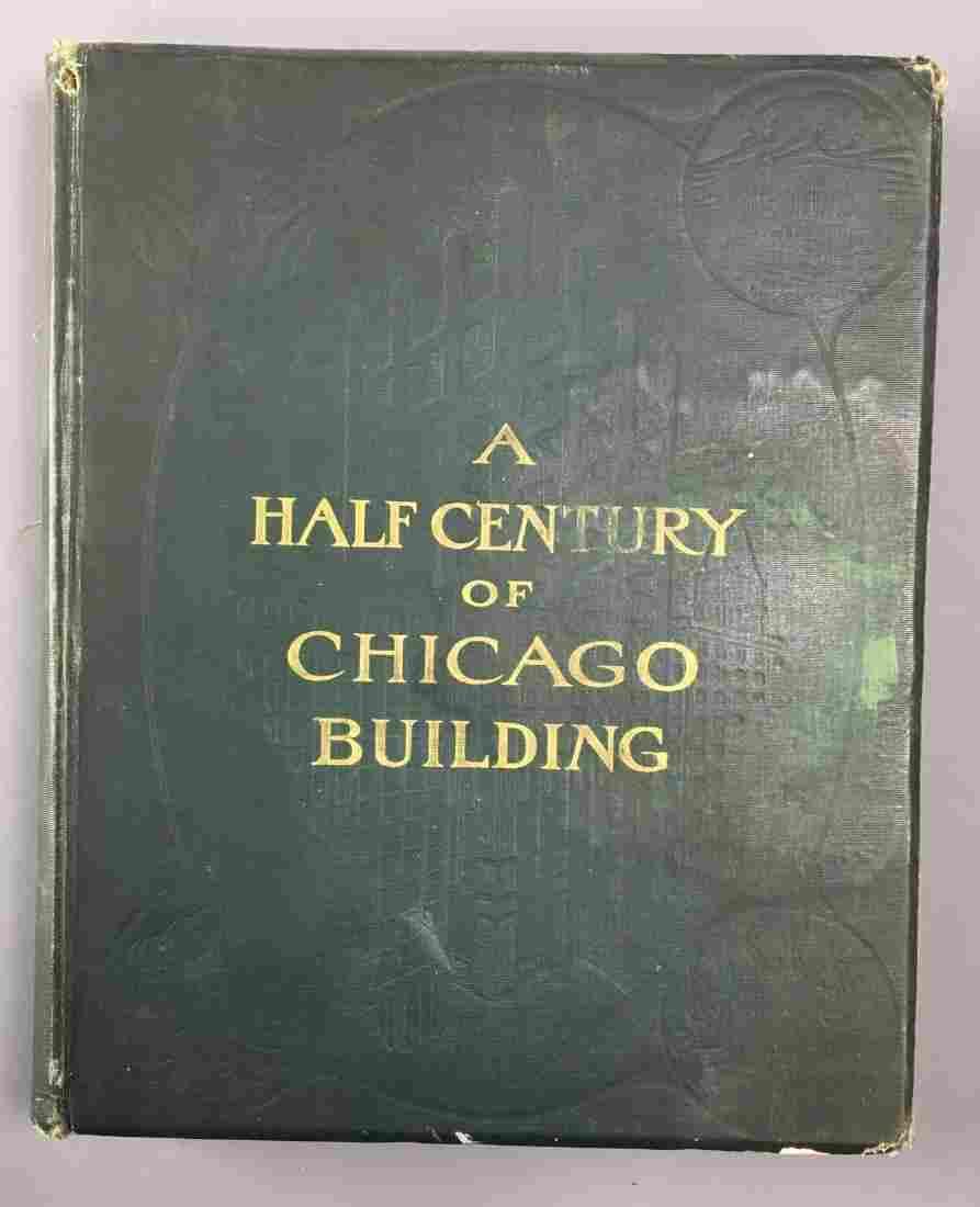 Antique A Half Century of Chicago Buildings