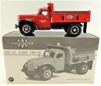 First Gear International KB-10 Dump Truck.