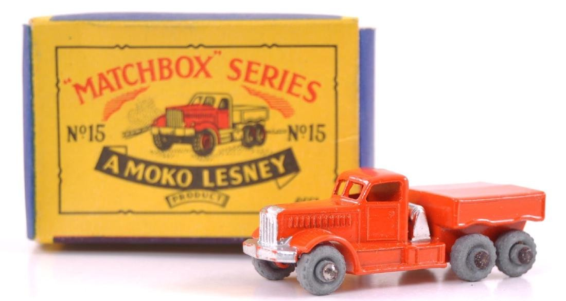 Matchbox No. 15 Prime Mover Die-Cast Truck with