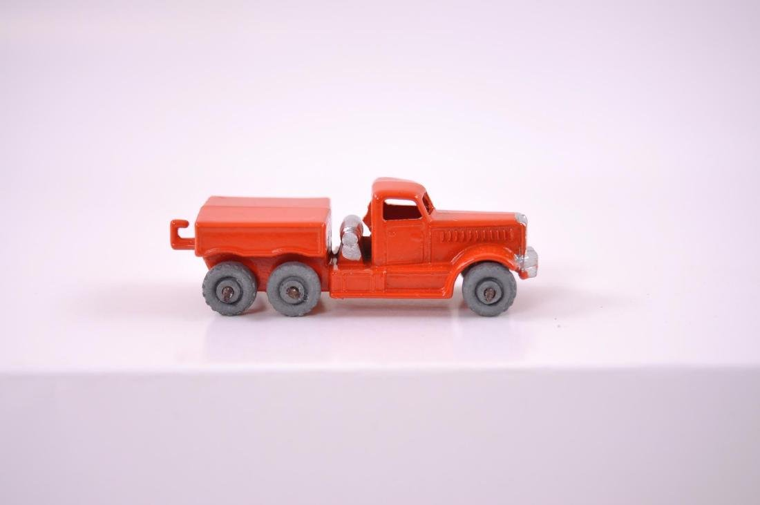 Matchbox No. 15 Prime Mover Die-Cast Truck with - 5