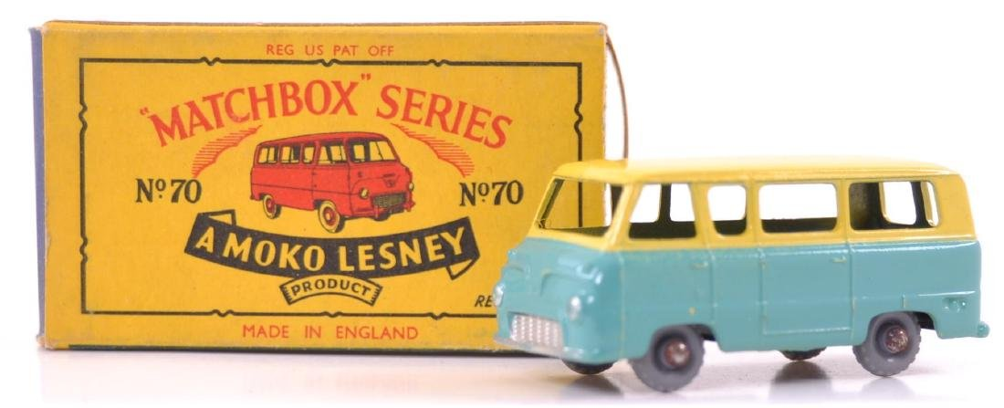 Matchbox No. 70 Thames Estate Car Die-Cast Van with