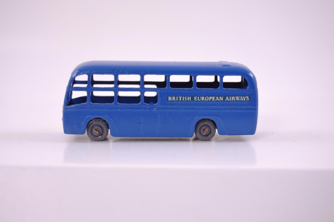 Matchbox No. 58 BEA Coach Die-Cast Bus with Original - 3