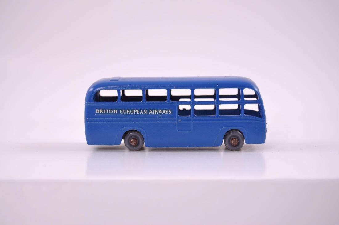 Matchbox No. 58 BEA Coach Die-Cast Bus with Original - 5