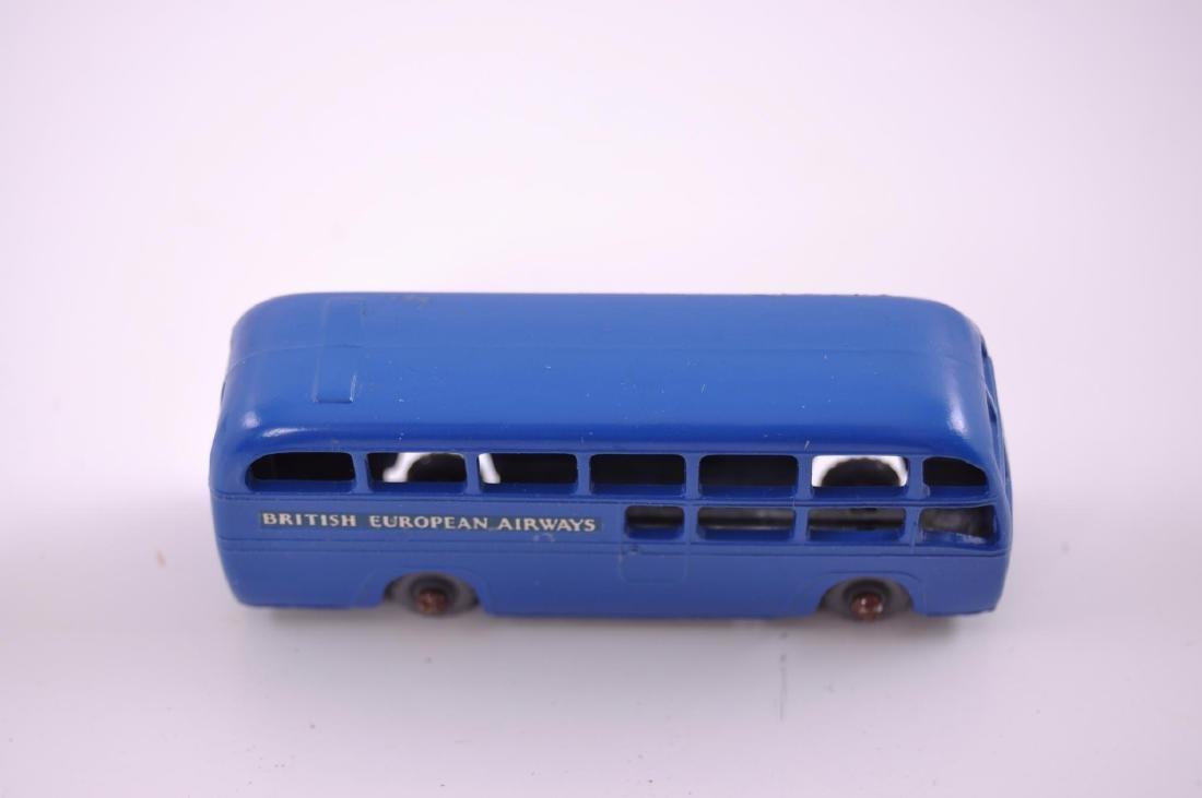 Matchbox No. 58 BEA Coach Die-Cast Bus with Original - 6