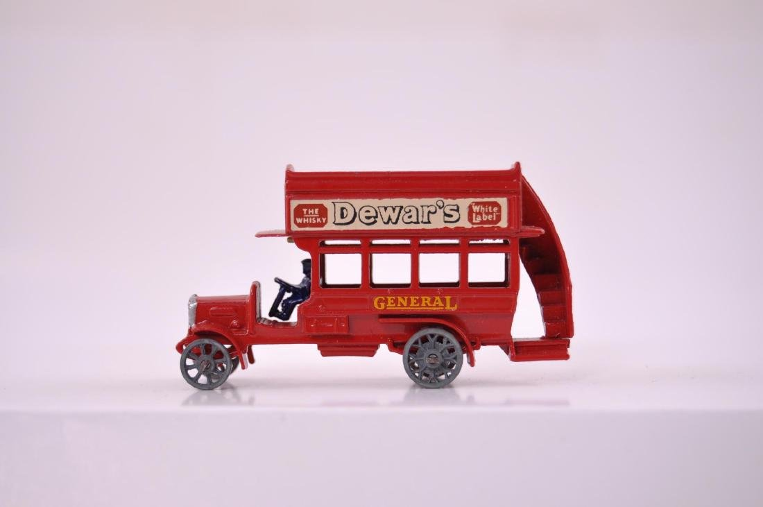 Rare Variation Matchbox Models of Yesteryear No. 2 - 3