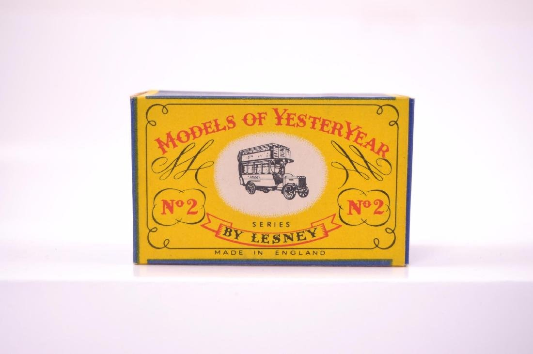 Rare Variation Matchbox Models of Yesteryear No. 2 - 7