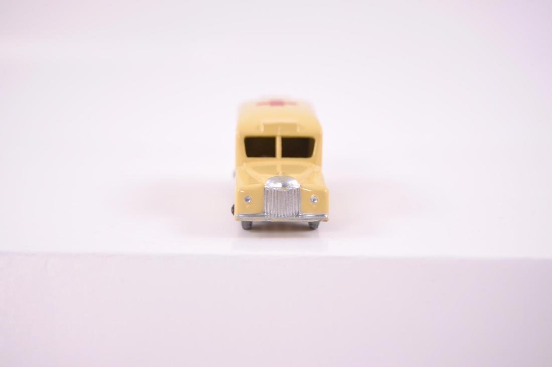 Matchbox No. 14 Daimler Ambulance Die-Cast Car with - 2