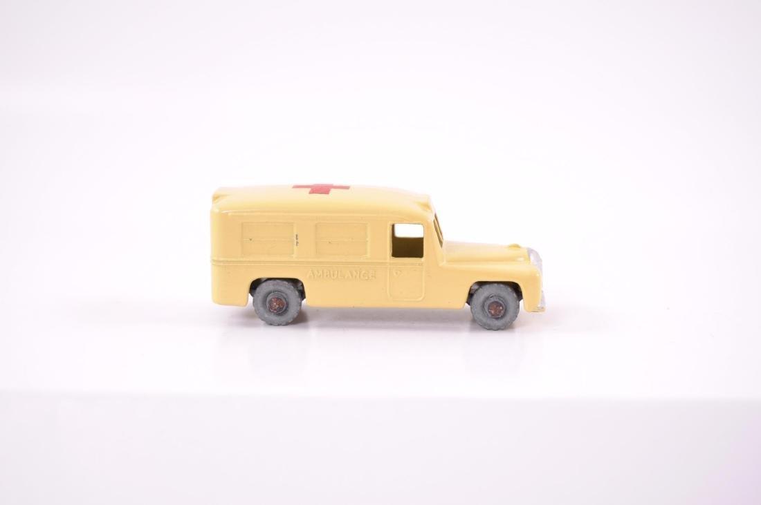 Matchbox No. 14 Daimler Ambulance Die-Cast Car with - 5