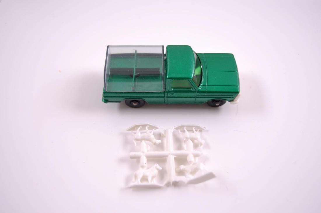 Matchbox No. 50 Kennel Truck Die-Cast Truck with - 6