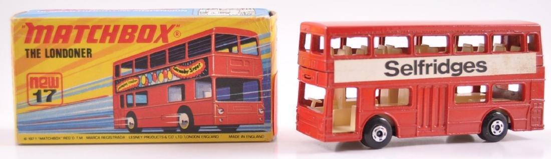 Matchbox Superfast No. 17 The Londoner Selfridges