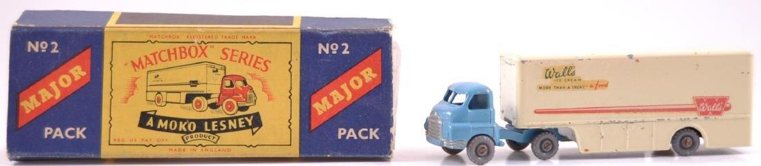 Matchbox Major Pack No. 2 Bedford Articulated Die-Case