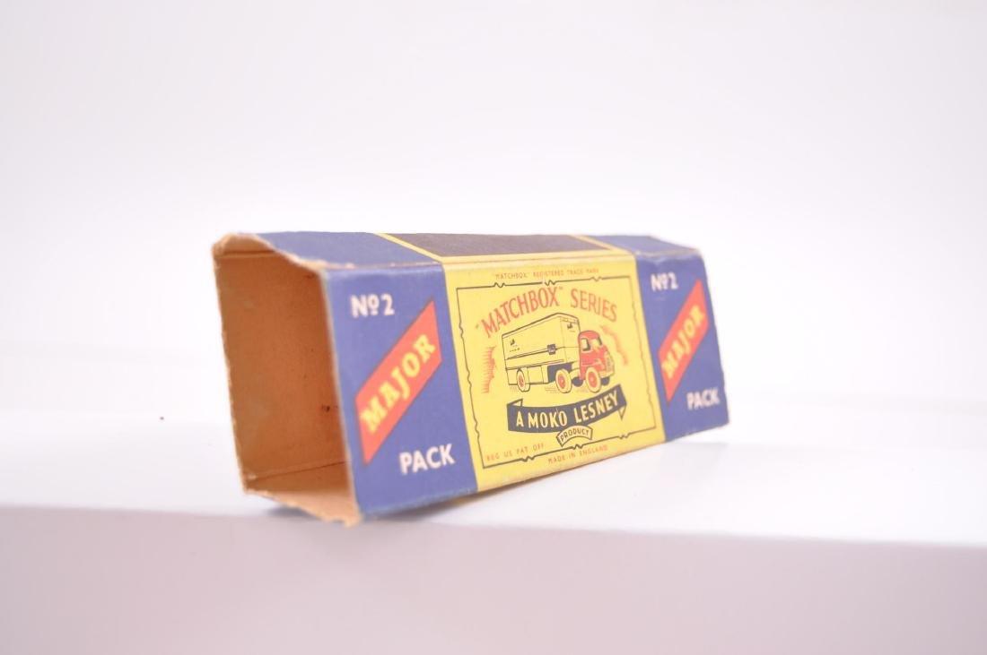 Matchbox Major Pack No. 2 Bedford Articulated Die-Case - 8